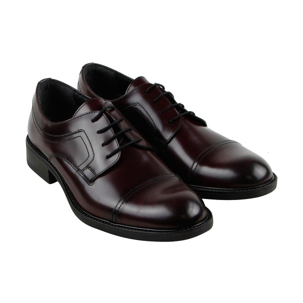 Kenneth Cole Reaction Design 2010212 Mens Brown Casual Dress Oxfords Shoes