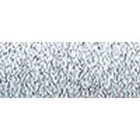 Silver - Kreinik Heavy Metallic Braid #32 5.5Yd