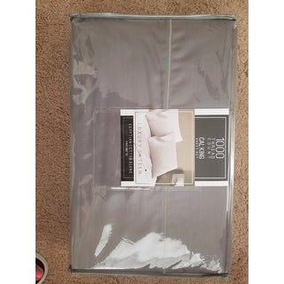Luxury Sateen 1000TC Cotton Blend Deep Pocket Sheet Set