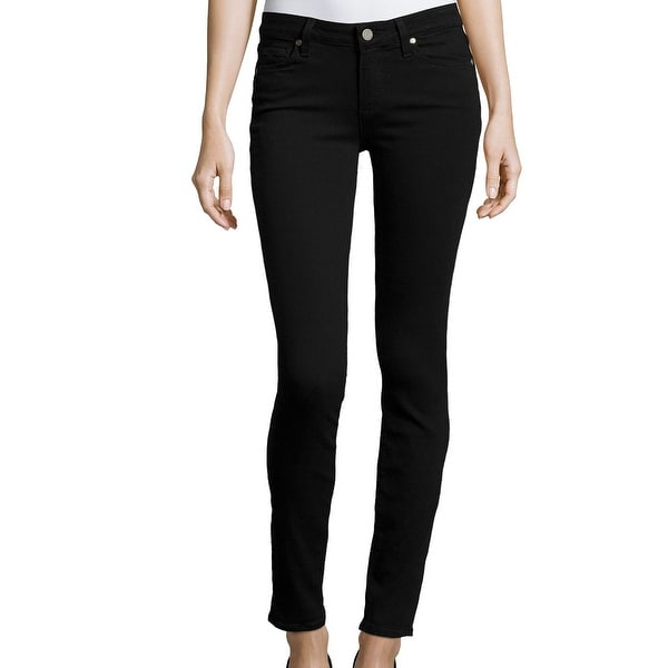 32b4366d55e Shop Paige Black Women s Size 30 Verdugo Ultra Skinny Stretch Jeans ...