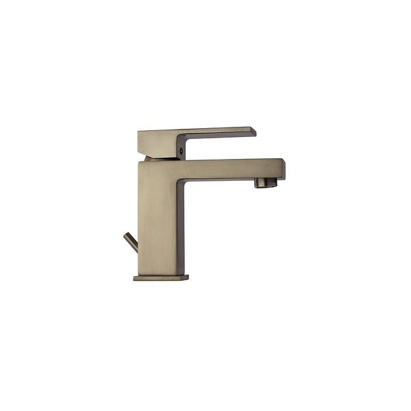 Fortis 8421100 Scala Single Hole Bathroom Faucet
