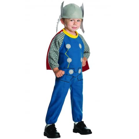 Rubies Thor Toddler Costume - Blue