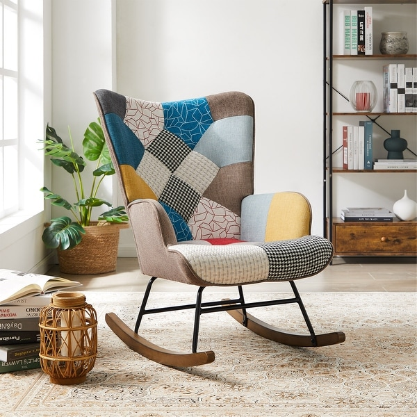 Living Room Accent Rocking Chair. Opens flyout.