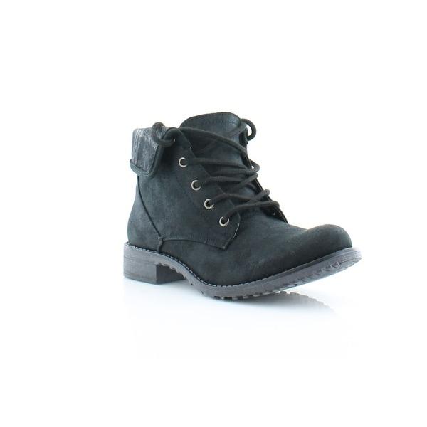 White Mountain Neponset Women's Boots Black Multi - 5