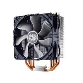 CoolerMaster Fan HYPER 212X CPU COOLER FOR INTEL AMD ALUMINUM HEATPIPE DUAL FAN