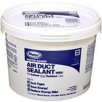 Ll Building WBA50 Master Flow Air Duct Adhesive Sealant, 1/2 Gallon