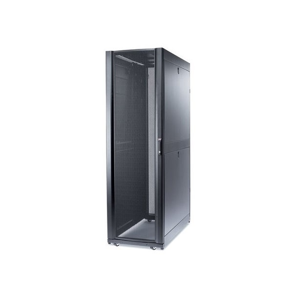 Apc Netshelter Sx 42U Server Rack Enclosure 600Mm X 1070Mm W/ Sides Black