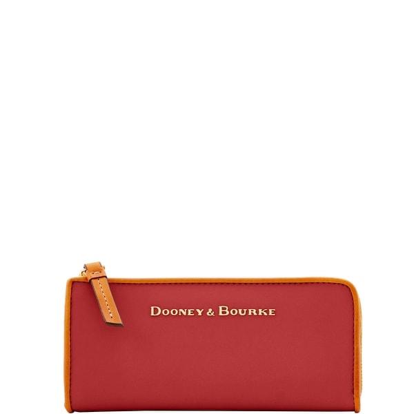 Dooney & Bourke City Zip Clutch Wallet (Introduced by Dooney & Bourke at $158 in Jul 2016)