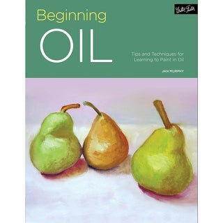 Walter Foster Creative Books-Beginning Oil