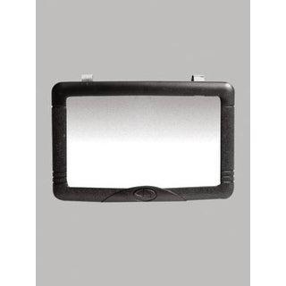 "Custom Accessories 53331 Visor Mirror 5-1/4""x3"", Black"
