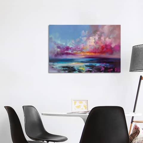 """iCanvas """"Arran Glow"""" by Scott Naismith Canvas Print"""