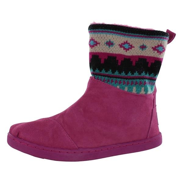59b8ba24305 Shop Toms Nepal Boots Kid s Shoes - 3 M US Little Kid - On Sale ...