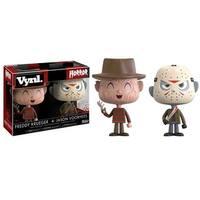 Nightmare on Elm Street/Friday the 13th Funko VYNL 2-Pack: Freddy & Jason - multi