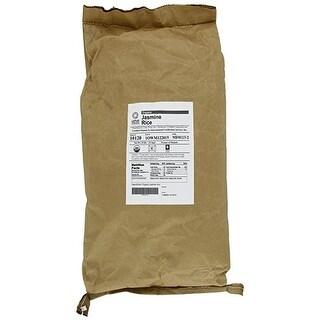 Lotus Foods Organic Brown Jasmine Rice - Case of 25 - 1 lb.