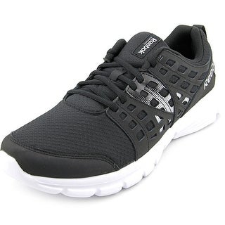 Reebok Speed Rise Round Toe Canvas Running Shoe