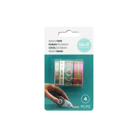 660680 we r memory washi tape pastel