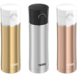 Thermos 16 oz. Sipp Vacuum Insulated Stainless Steel Water Bottle - 16 oz.