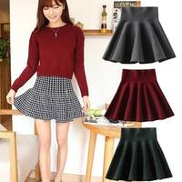 2015 Knitted Skirt Waist Slim