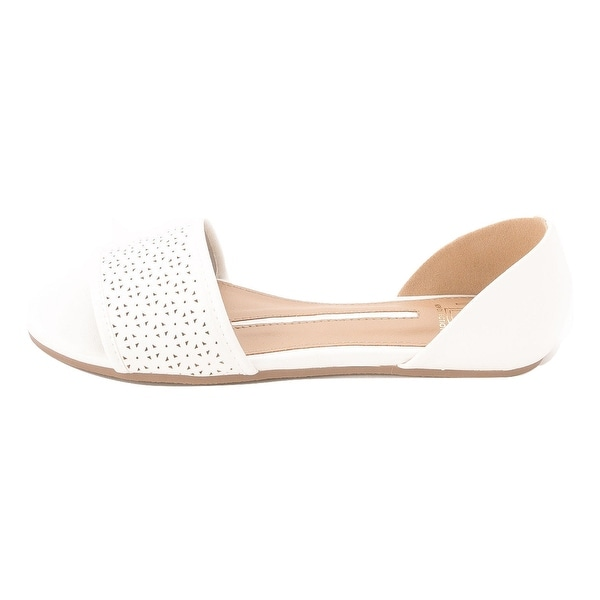 New Directions Adriana Perforated Flats