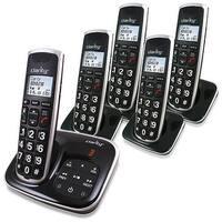 Clarity BT914-4-BT914HS Amplified Bluetooth Cordless Phone
