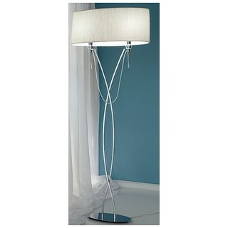 Mantra Lighting 1319 Siena 2 Light Floor Lamp