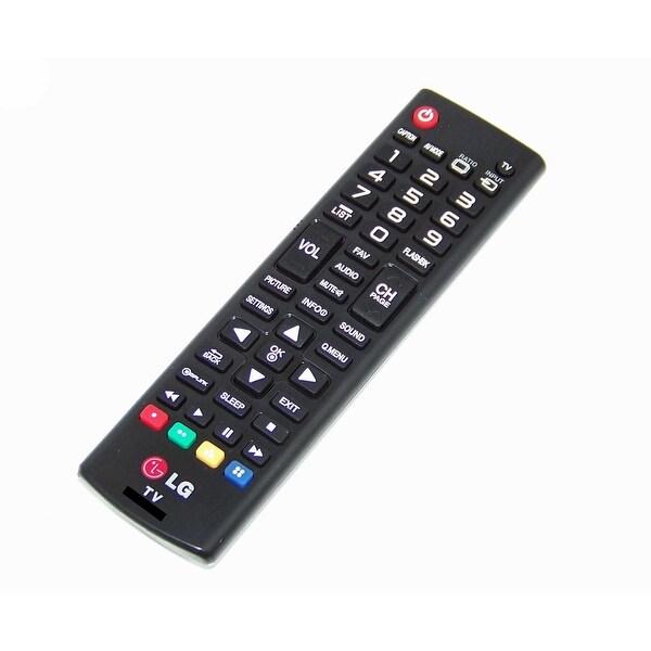 OEM LG Remote Control Originally Shipped With: 50PN5300, 32LN530BUA, 39LN5300UB, 55LN5200-UB, 55LN5400, 42LN5300UB