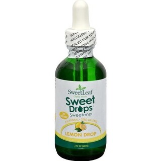 Sweet Leaf - Sweet Drops Sweetener - Lemon Drop ( 1 - 2 FZ)
