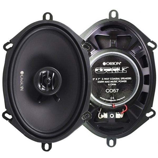"""Orion Cobalt 5X7"""" Coaxial Speaker"""