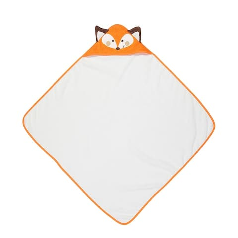 Hooded Bath Towel for Baby and Toddlers - N/A