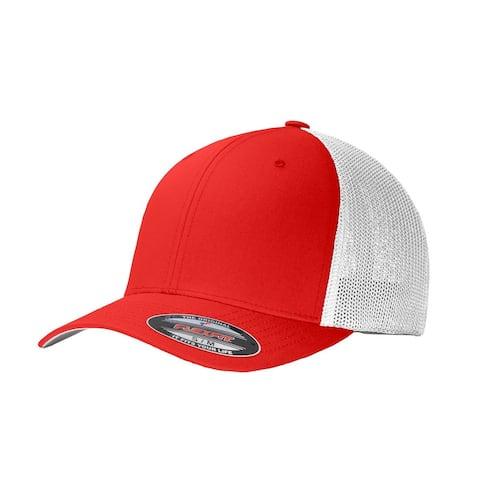 Top Headwear Flexible Mesh Back Cap