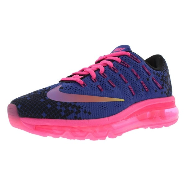 uk availability 7a0d1 08c59 Nike Air Max 2016 Print Running Gradeschool Kid  x27 s Shoes