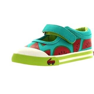 See Kai Run Girls Angela Cute Fashion Flats Shoes