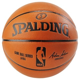 "Spalding SP-74874 28.5"" NBA Indoor/Outdoor Intermediate Replica Basketball"