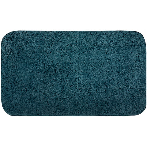 Mohawk Pure Perfection Solid Patterned Bath Rug