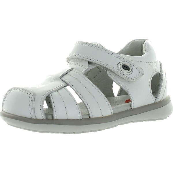 Garvalin Boys 152322 Casual Fisherman Sandals - White