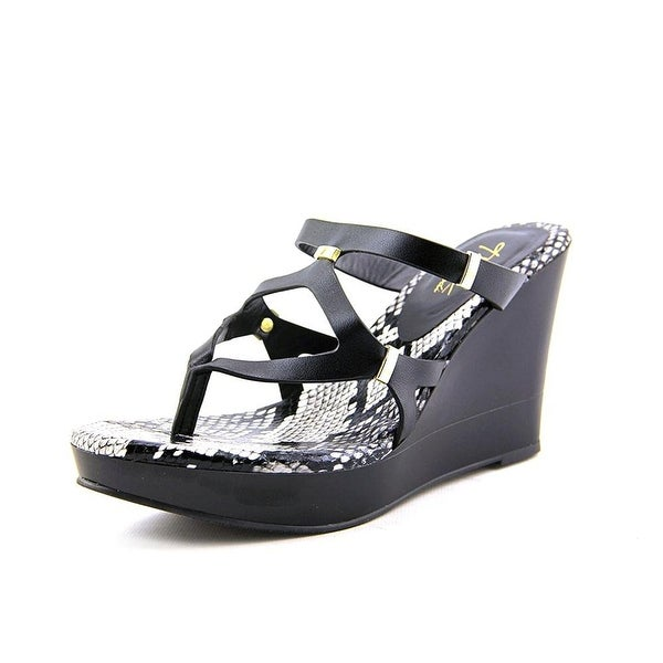 Thalia Sodi Womens LUZ Split Toe Casual Platform Sandals