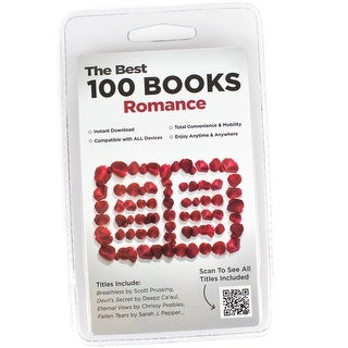 100 Romance Book Collection - Instant Library