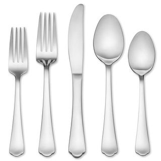 Link to Hampton Forge™ Victoria - 58 Piece Flatware Set, Service for 8 with 2 Piece Serving Set Similar Items in Flatware