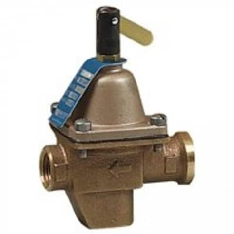 Watts SB1156F Water Pressure Regulatorr, Union Solder x Npt, 100psi