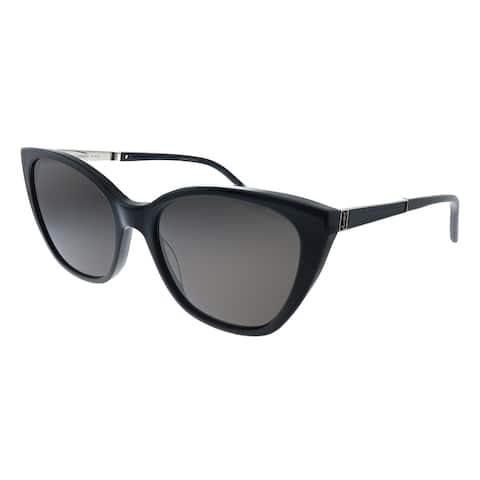 Saint Laurent SL M69 001 Womens Black Frame Black Lens Sunglasses