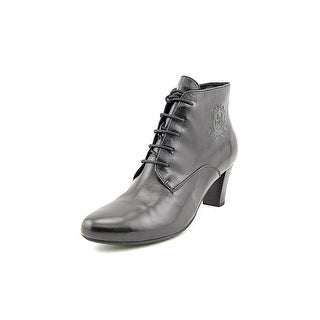 Gerry Weber Kate 12 Round Toe Leather Ankle Boot