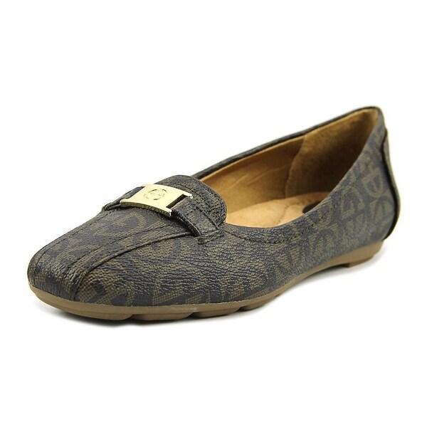 Giani Bernini Jileese Women Brown MIx Loafers