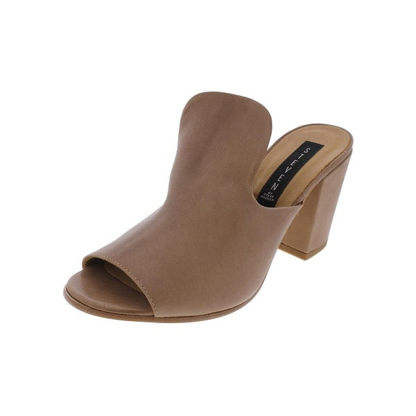 Steven By Steve Madden Womens Liza Dress Sandals Open Toe Block Heel