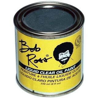 Clear - Bob Ross Oil Paint 236Ml