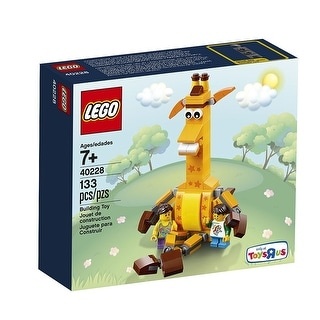 LEGO Geoffrey & Friends 133-Piece Building Set