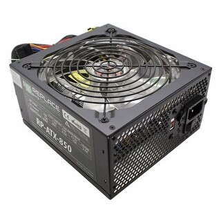 775W Replace Power Supply for 750W 700W 680W 650W 600W ATX Red LED SATA PCI-E