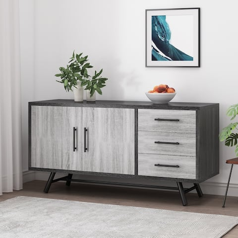 Hulbert Faux Wood Sideboard by Christopher Knight Home