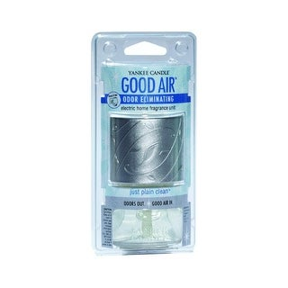 Yankee Candle 1155727 Good Air Electric Home Fragrance Unit, Clean Linen