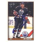 Joe Murphy Edmonton Oilers 1991 Opee Chee Autographed Card This item comes with a certificate of authenticity from Au