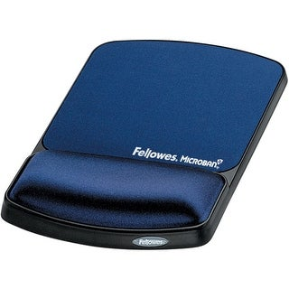 Fellowes 9175401 Gel Mouse Pad With Wrist Rest